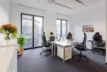 Foto des Büros